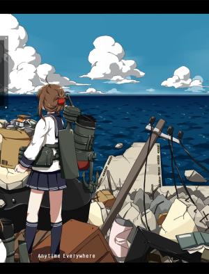 【猫岛汉化】どの艦娘も 鎮守府に着任し 海と空を見つめ 深海棲艦と戦う